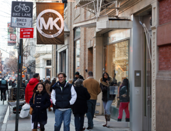 A New York, dans l'Upper East Side, le commerce se meurt… en faveur du e-commerce